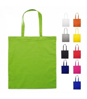 Shopper Borse in cotone 105 gr - Manici lunghi -38x42 cm - Susanna
