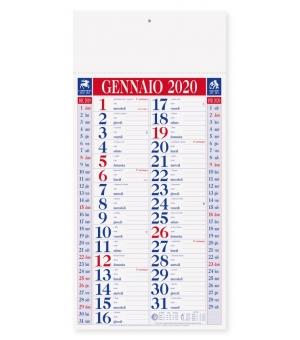 Calendario Mensile Olandese cm. 23x47