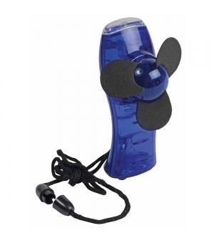 Mini ventilatore con torcia integrata