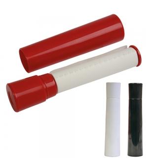 Spazzolina da viaggio in plastica con rotolo adesivo levapelucchi