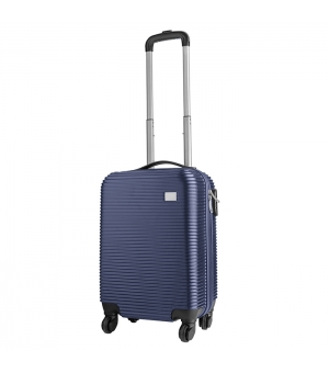 Trolley bagaglio a mano in ABS cm 50x34x21