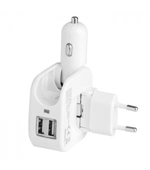 Caricatore USB da muro/auto