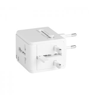Adattatore universale 2 porte USB