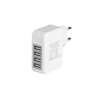 Caricatore USB 4 Uscite