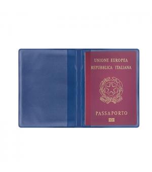 Portapassaporto 2 tasche cm 10x13,7 in TAM