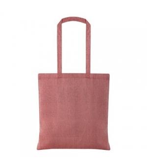Shopper Borse Ada in cotone riciclato manici lunghi - 150 gr - 38x42 cm