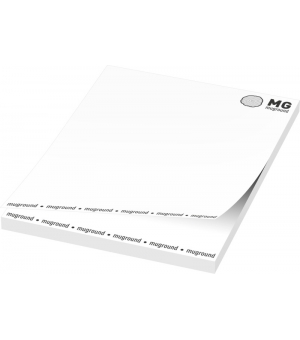 Foglietti adesivi Sticky-Mate® Budget mm 100x75 - 50 fogli carta bianca