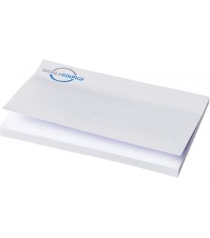Foglietti adesivi Sticky-Mate cm 12,7x7,5 - 100 fogli carta colorata - stampa full color