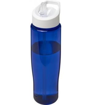 Borraccia sportiva H2O Tempo® da 700 ml con coperchio con beccuccio