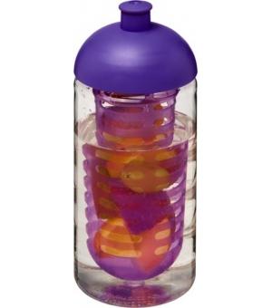 Borraccia sportiva H2O Bop® da 500 ml con coperchio a cupola e infusore