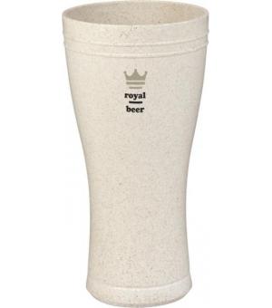 Bicchiere da birra in paglia di grano da 400 ml Tagus