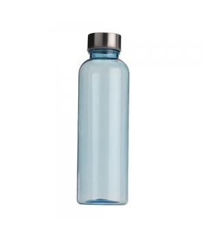 Borraccia in plastica trasparente da 500 ml