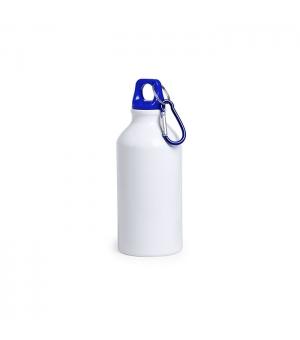 Borraccia in alluminio White da 400 ml