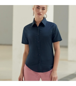 Camicia Donna Oxford Fruit of the Loom