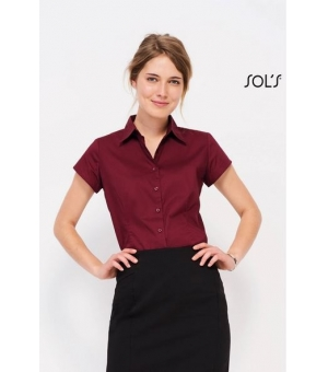 Camicie donna manica corta Excess SOL'S 140 gr