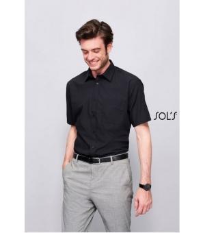 Camicie uomo manica corta Bristol SOL'S 105 gr