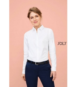 Camicie donna motivo chevron Brody Women SOL'S 125 gr