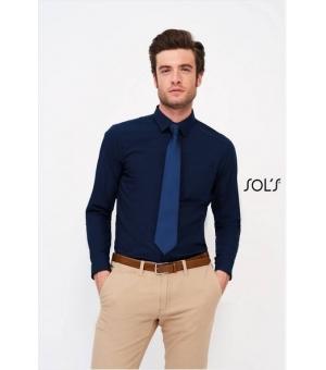 Camicie uomo manica lunga Baltimore  FIT SOL'S 105 gr