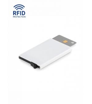 Porta carte di credito in ABS con protezione RFID
