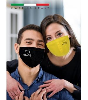 Mascherina in cotone Lavabile e riutilizzabile personalizzabile