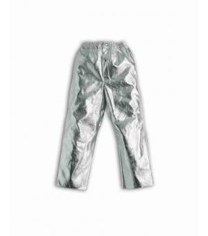 Pantalone In Fibra Aramidica Alluminizzata