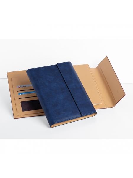 Agende portafoglio giornaliere chiusura con magnete cm 20x24,5 sabato e domenica separati