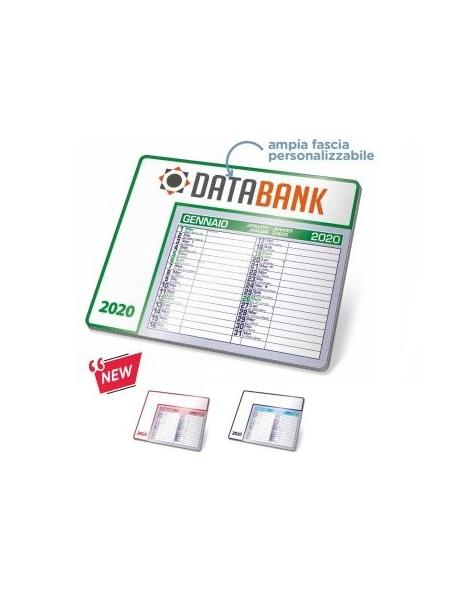 Tappetino mouse Bordo Calendar
