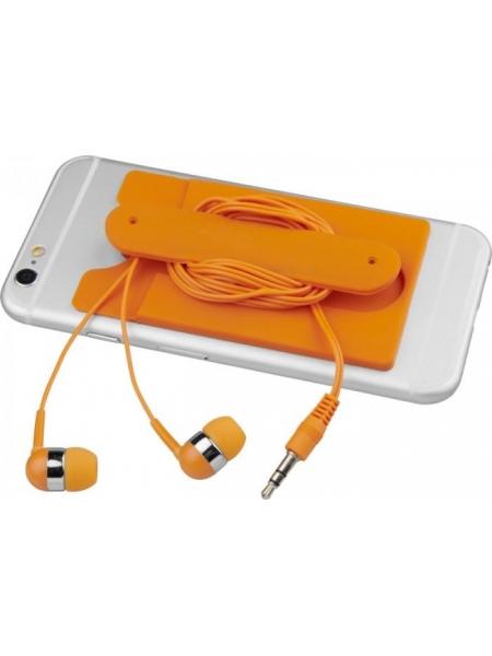auricolari-con-cavo-e-portacarte-da-cellulare-in-silicone-arancione.jpg