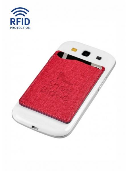 Portacarte da cellulare premium protezione RFID