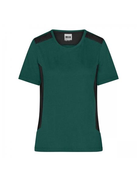 ladies-workwear-t-shirt-personalizzate-james-nicholson-dark-green-black.jpg