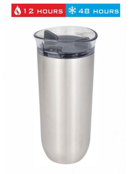Bicchiere Twist da 470 ml con isolamento sottovuoto in rame