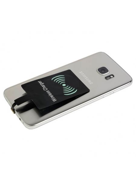 Ricevitore QI wireless con connettore micro USB