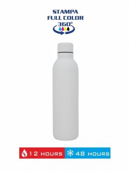 Borraccia termica acciaio Thor 510 ml