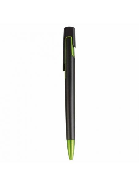 P_e_Penne-in-plastica-nera-con-punta-e-particolare-metallizzati-Verde-Lime.jpg