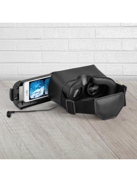 Occhiali virtuali bluetooth con auricolari