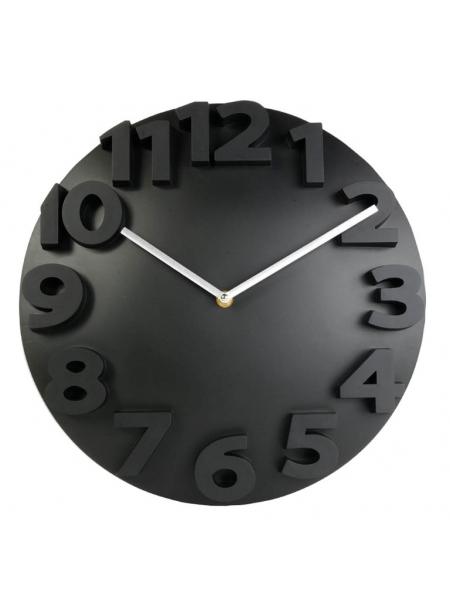 Orologio da parete con numeri in 3D