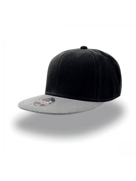 cappellino-snap-back-atlantis-black-grey.jpg