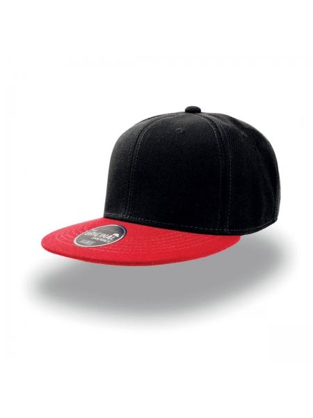 cappellino-snap-back-atlantis-black-red.jpg
