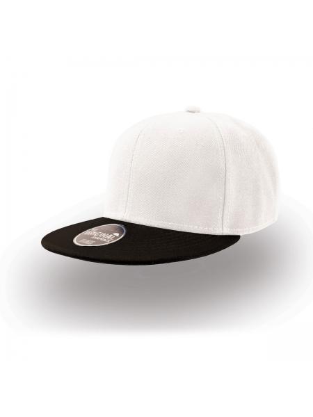 cappellino-snap-back-atlantis-white-black.jpg