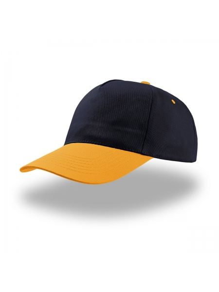 cappellino-start-five-atlantis-navy-yellow.jpg