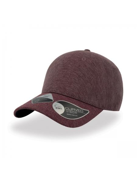 cappellino-uni-cap-piquet-atlantis-burgundy.jpg