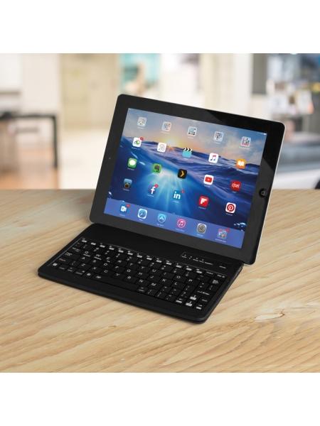 Tastiera bluetooth e supporto per tablet