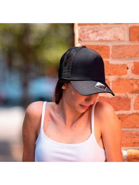 Cappello Rapper Recycled Atlantis