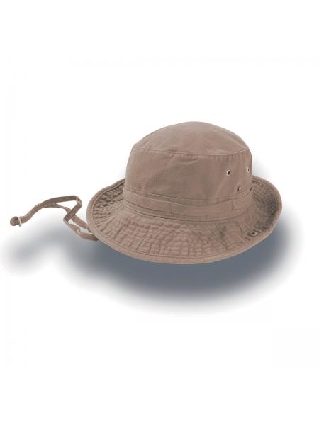 Cappello Globe Trotter Atlantis