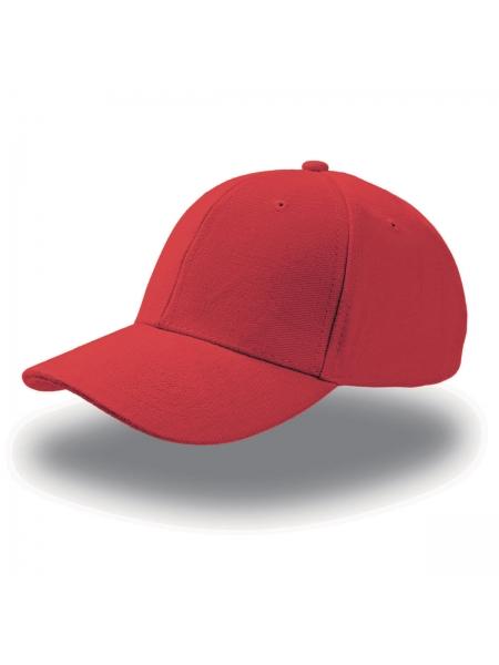Cappellino Champion con pannello frontale rinforzato Atlantis