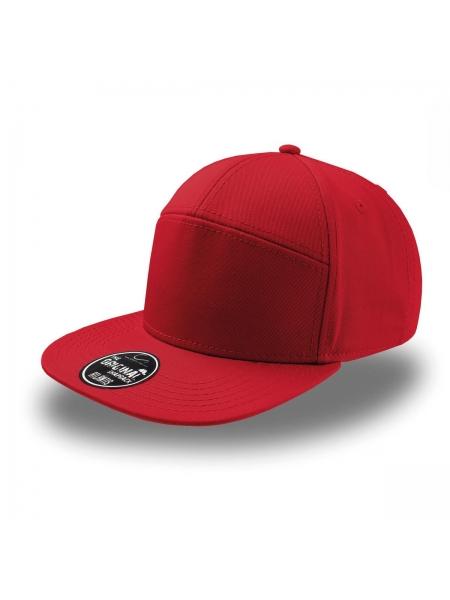cappellino-deck-a-5-pannelli-con-visiera-piatta-e-chiusura-in-pvc-atlantis-red.jpg
