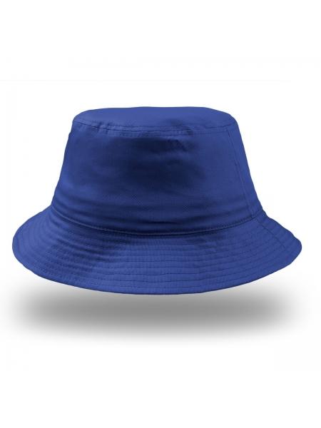 Cappello Bucket Cotton in tessuto morbido mod Pescatore Atlantis