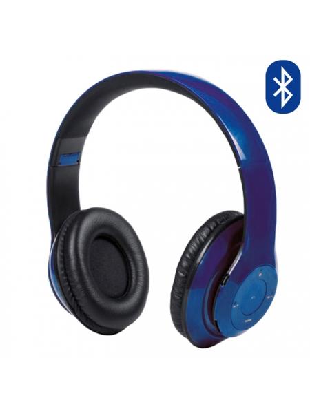 Cuffie bluetooth 8.0 pieghevoli con radio FM e microfono