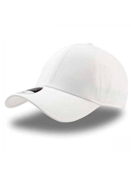 Cappellino Bond con pannello frontale rinforzato e chiusura a strappo Atlantis