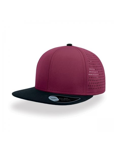 cappellino-bank-a-6-pannelli-con-visiera-piatta-squadrata-alantis-burgundy-black.jpg